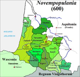 Novempopulania - Novempopulania