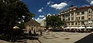 Novi Sad, Katolička porta, panorama