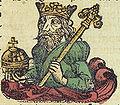 Nuremberg chronicles f 251v 2 (Georgius rex bohemie).jpg