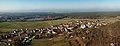 Oßling OT Weißig Aerial Panorama.jpg