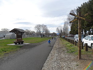 OC&E State Trail through Klamath Falls.JPG