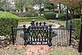 Oak Grove Cemetery Americus, Trinity Pool and Garden 1.jpg