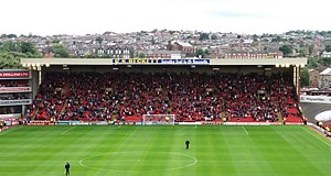 Oakwell - The CK Beckett Stand