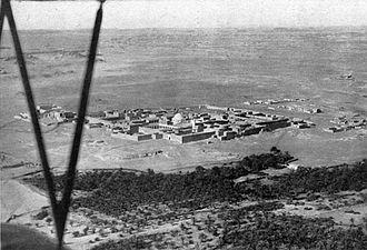 Siege of Giarabub - Image: Oasi giarabub