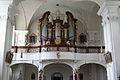 Obermedlingen Mariä Himmelfahrt Orgelempore 21.JPG