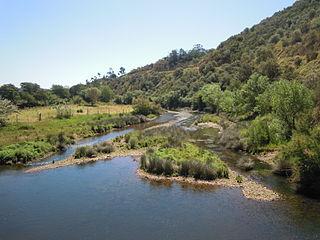 Odelouca River river in Portugal