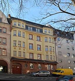 Senefelderstraße in Offenbach am Main