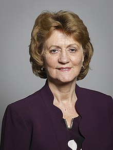 Official portrait of Baroness Doocey crop 2, 2019.jpg