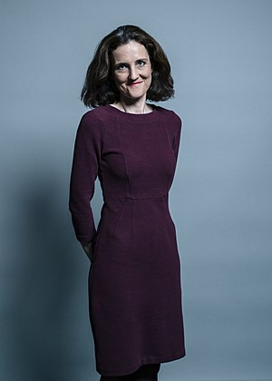 Theresa Villiers - Image: Official portrait of Theresa Villiers