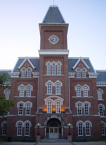 The Ohio State University attracts thousands o...