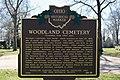 Ohio Historical Marker back - Woodland Cemetery.jpg