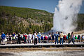 Old Faithful Geyser (3953325288).jpg