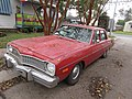 Old Jefferson, Jefferson Parish, Louisiana, Nov 2018 Dodge Dart 1.jpg