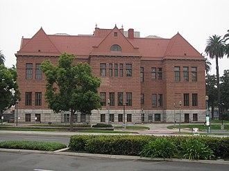 Old Orange County Courthouse (Santa Ana, California) - Image: Old OC Courthouse 01
