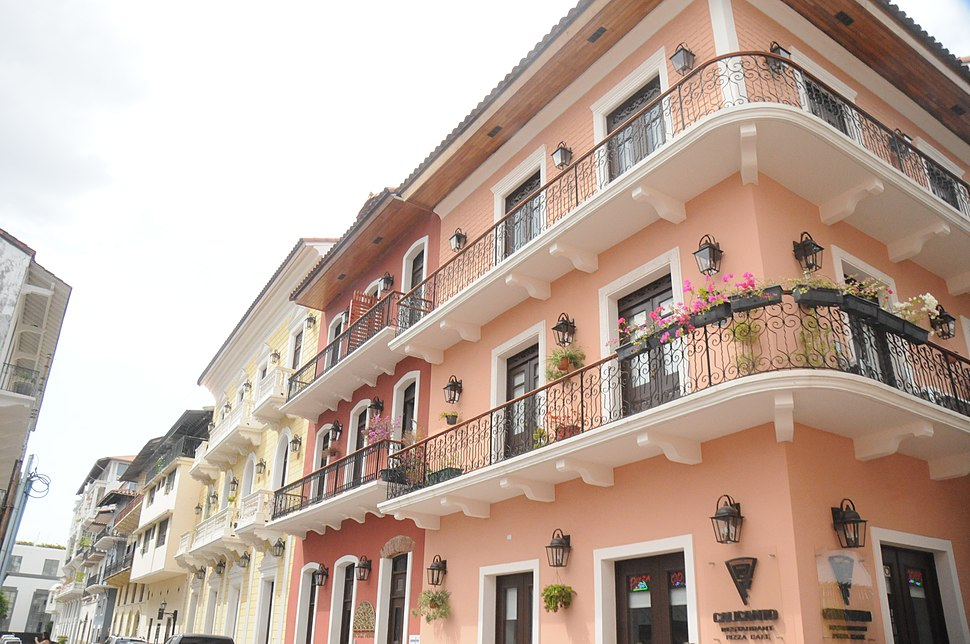 Old Panama City - Casco Viejo - Panama - panoramio (14)