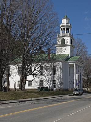 Die Old South Congregational Church