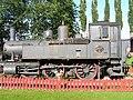 Old steam loco at Vansbro station - panoramio.jpg