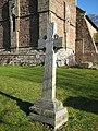 Old wooden cross - geograph.org.uk - 1060158.jpg
