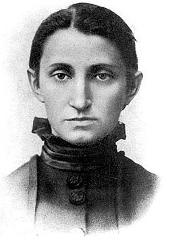 Olha Kobylianska - 1899 (at 36)