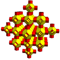 Omnitruncated cubic honeycomb apeirohedron 4466.png