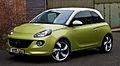 Opel Adam 1.4 Slam – Frontansicht, 15. Januar 2014, Düsseldorf.jpg