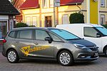Opel Zafira post facelift 2016 with front styling more conservatively done than hitherto.jpg