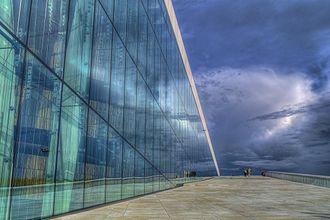 Oslo Opera House - Exterior of Oslo Opera House