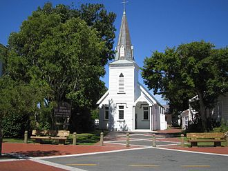 Opotiki - Hiona St Stephen's Anglican Church, completed by Reverend Carl Volkner in the 1860s.