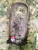Dalla chiesa rupestre d'epoca bizantina di Santa Panagia