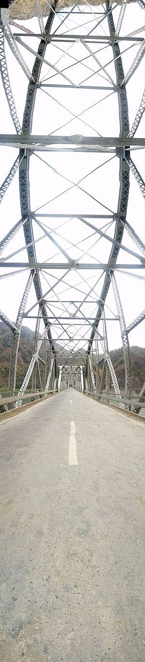 Bantay - The original Quirino Bridge.