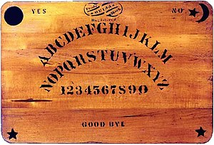 Ouija - Original Ouija board created in 1894