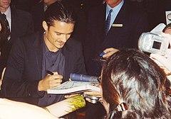 Orlando signing autographs