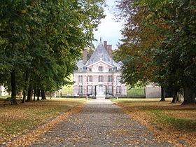 Le château, classé aux monuments historiques