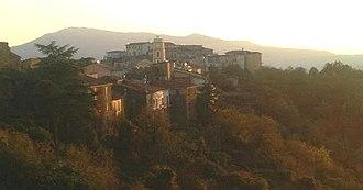 Orria - Image: Orria (panoramic view at sunset)
