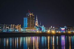 City of Osijek panorama