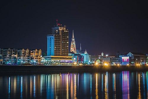 Osijek jednu noc zene za Zene za
