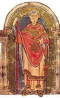 Otto Bischof von Eichstätt 1182 - 1196 Gundekarianum.jpg