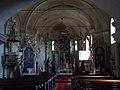 Our Lady Church. Listed ID 8768. Int. - Szabadság street, Tamási, Hungary.JPG