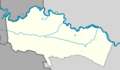 Outline map of Nadterechny District (with position on the map of Chechnya).png
