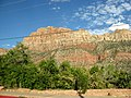 Outside of Zion National Park - panoramio.jpg