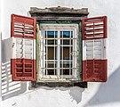Pörtschach Leonsteinerstraße 1 Schloss Leonstein Fenster 07042019 6372.jpg