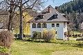 Pörtschach Winklern Gaisrückenstraße 70 Brock Hof West-Ansicht 30032019 6195.jpg