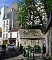 P1100468 Paris XX regard Saint-Martin rue des Cascades rwk.JPG