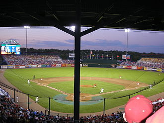 Johnny Rosenblatt Stadium - Image: P5160356