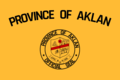 Flag of Aklan