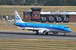 PH-EZO Embraer ERJ190-STD KLM BHX 14-07-18 (43454592075).jpg