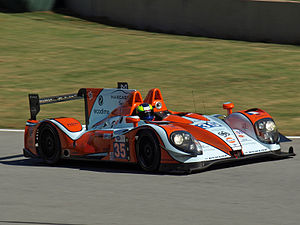 OAK Racing - Olivier Pla in a Morgan 2012 LMP2-Nissan OAK Racing