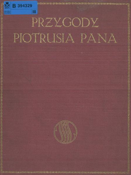 File:PL Barrie - Przygody Piotrusia Pana.djvu