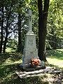 POL Zabrzeg Krzyż przydrożny 1902.JPG