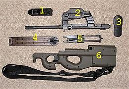 FN P90 - Wikipedia